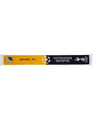 Spurs CL Friendship Scarf v Apoel