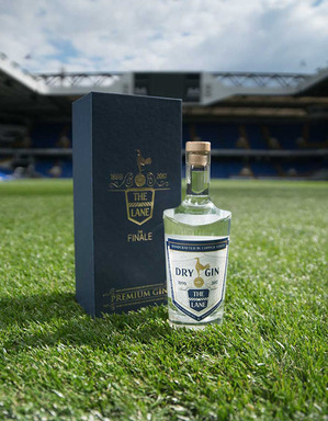 White Hart Lane Boxed Gin