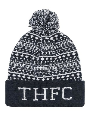Spurs Adult THFC Snowflake Beanie