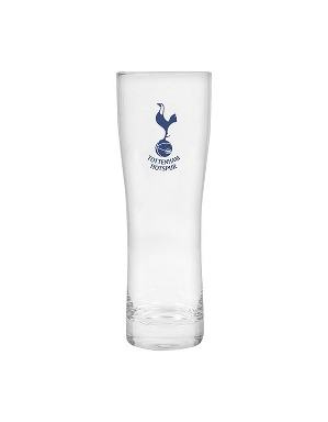 Spurs Crest Slim Glass