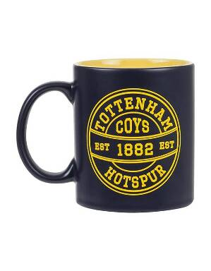 Spurs COYS Navy Rubber Mug