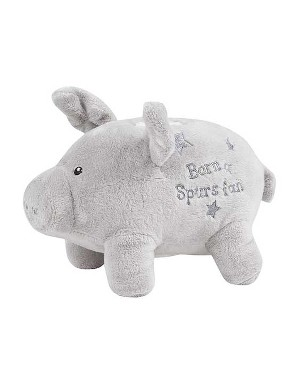 Spurs Born a Spurs Fan Piggy Bank