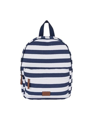 Spurs Stripe Canvas Backpack