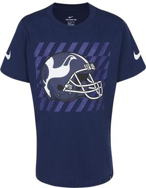 Spurs Nike Youth American Football T-Shirt