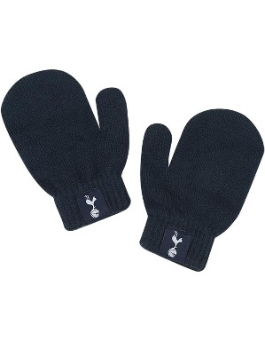 Spurs Infant Navy Essential Mittens