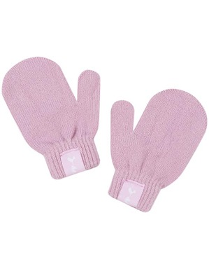 Spurs Infant Pink Essential Mittens