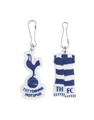 Spurs 2 Pack Bag Tag Set