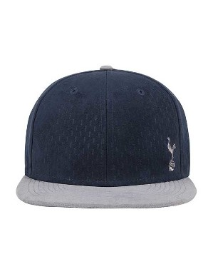 Spurs Adult Suede Effect Snapback