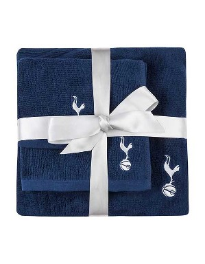 Spurs Luxury 3 Piece Towel Set