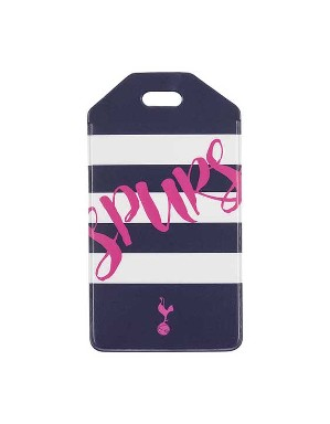Pink Spurs Luggage Tag