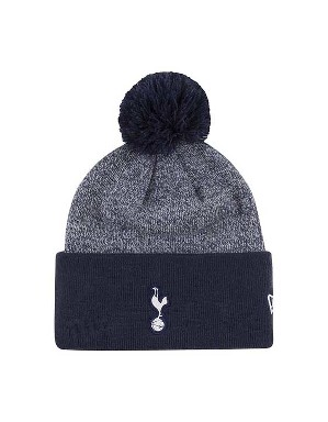 Spurs Marl New Era Bobble Hat