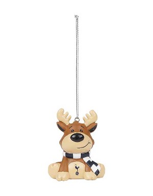 Spurs Reindeer Tree Ornament