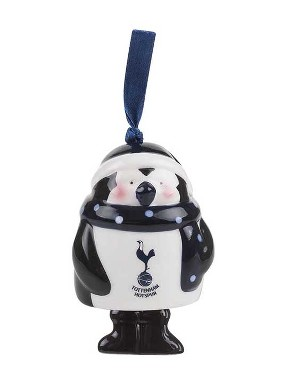 Spurs Penguin Tree Ornament