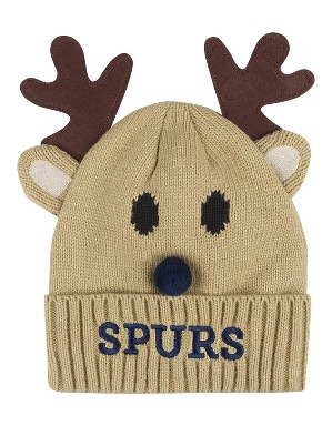 Spurs Kids Reindeer Hat