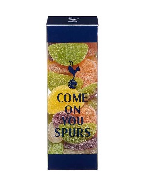 Spurs Veggie Jelly Fruits Sweet Tube