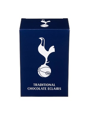 Spurs Traditional Boxed Chocolate Eclairs