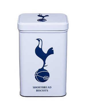 Spurs Shortbread Tin