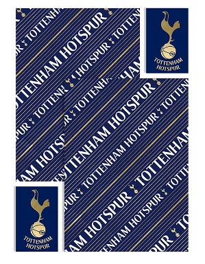 Spurs Gold Foil Wrap And Tags