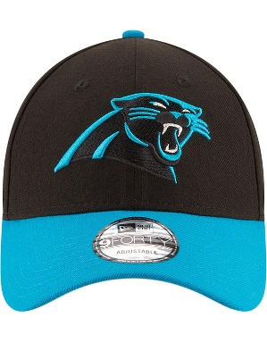 New Era Adult Carolina Panthers 9Forty League Cap
