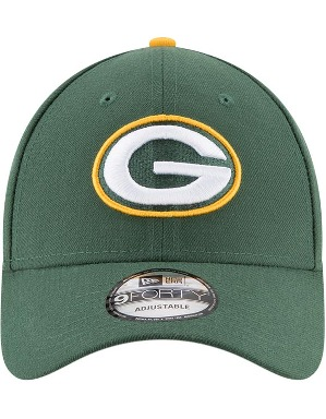 New Era Adult Green Bay Packers 9Forty League Cap