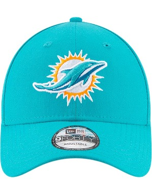 New Era Adult Miami Dolphins 9Forty League Cap