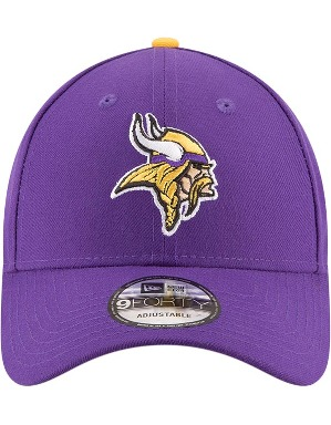 New Era Adult Minnesota Vikings 9Forty League Cap