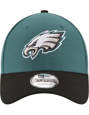 New Era Adult Philadelphia Eagles 9Forty League Cap