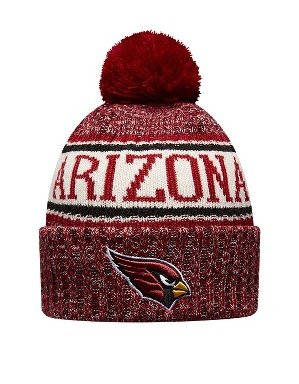 New Era Adult Arizona Cardinals Bobble Knit Hat