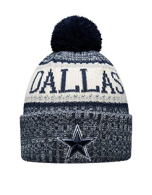 New Era Adult Dallas Cowboys Bobble Knit Hat