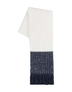 Spurs Womens Contrast Scarf