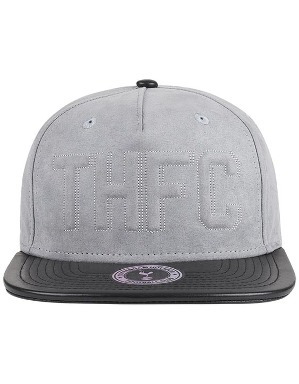 Spurs Adult THFC Suedette Snap Back
