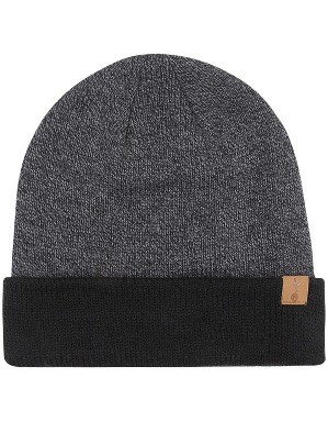 Spurs Adult Tab Mixed Marl Beanie