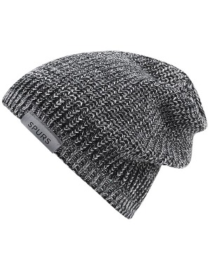Spurs Adult Slouch Beanie