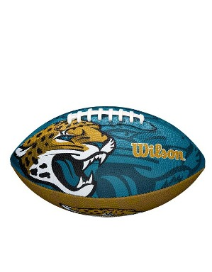 Nfl Jacksonville Jaguars Team Junior Ball