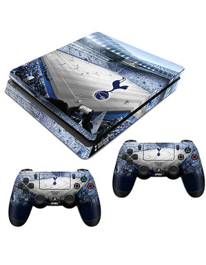 Spurs Stadium PS4 Slim Skin Bundle