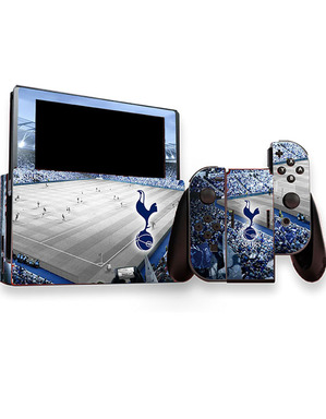 Spurs Stadium Nintendo Switch Skin Bundle