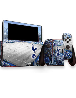 Spurs Stadium Nintendo Switch Skin Bundl