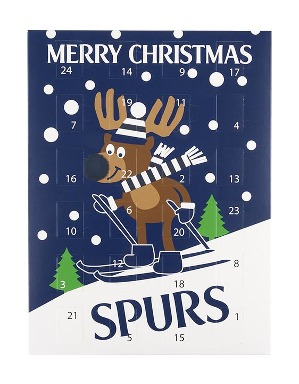 Spurs 2018 Advent Calendar