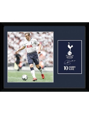 Spurs 2018/19 Kane Framed Picture