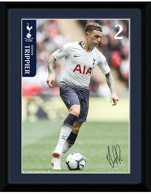 Spurs 2018/19 Trippier Desktop Picture