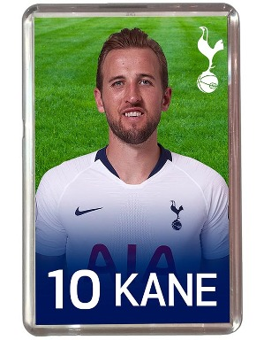 Spurs Kane Fridge Magnet