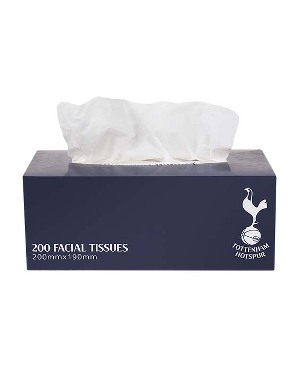 Spurs Tissue Box