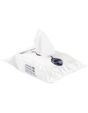 Spurs 30 Wet Wipes