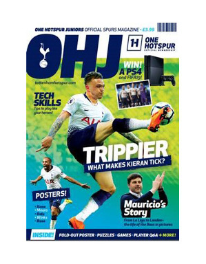 Spurs One Hotspur Junior News