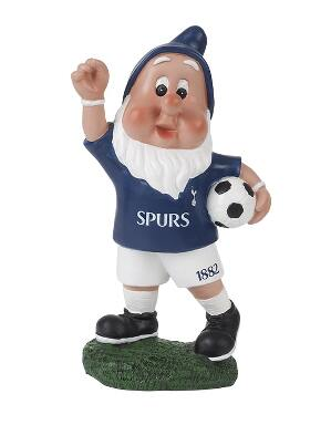 Spurs Cheering Garden Gnome