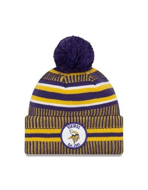 Minnesota Vikings Beanie Hat