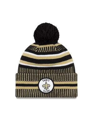 New Orleans Saints Beanie Hat