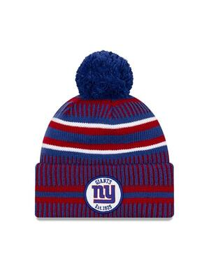 New York Giants Beanie Hat