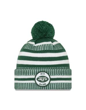 New York Jets Beanie Hat