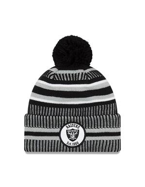 Oakland Raiders Beanie Hat
